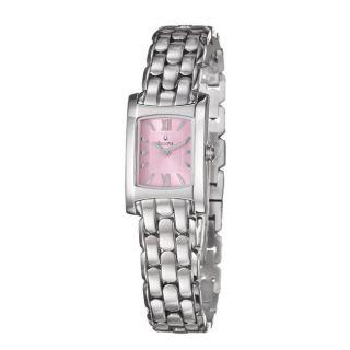 Bulova Womens Bracelet Stainless Steel Quartz Watch