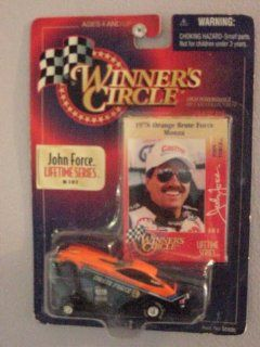 Winners Circle 1/64 scale diecast with collectible card
