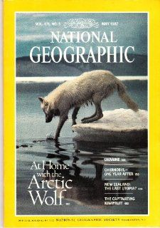 Vol. 171, No. 5, National Geographic Magazine, May 1987