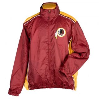 G3 Mens Washington Redskins Light Weight Jacket