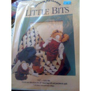 Dream Spinners Little Bits #167 Doll & Quilt to Make