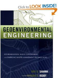 Geoenvironmental Engineering Site Remediation, Waste Containment, and