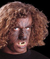 Woochie Halloween Makeup Small Werewolf Nose Prosthetic