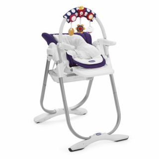 Chaise haute chicco for Chaise haute chicco polly magic