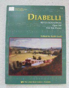 Diabelli Seven Sonatinas, Op. 168 (The Neil A. Kjos Master
