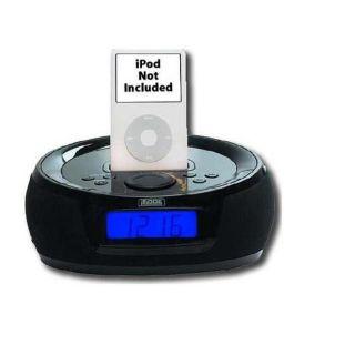 Curtis IP215 Clock Radio/ iPod Dock (Refurbished)