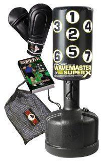 Century Super X Wavemaster Combo Free Standing Heavy Bag