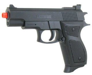 M909 Spring Airsoft Pistol Gun FPS 170 by UK Arms Sports & Outdoors