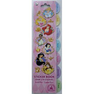 Disney Princess Sticker Book * Over 170 Sticker * Disney