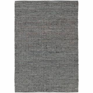 Flat weave Mandara Grey/ Blue Rug (79 x 106)