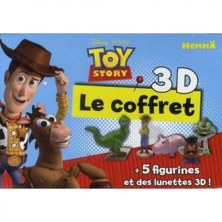 Toy story ; coffret 3D   Achat / Vente livre Collectif pas cher