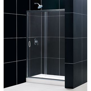 DreamLine Infinity 44 48x72 inch Framed Shower Door with Clear Glass