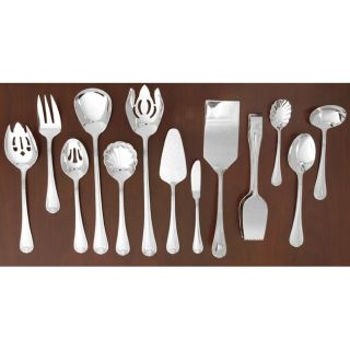 Reed and Barton Sussex 112 piece Flatware Set