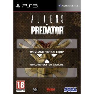 Aliens VS Predator Hunter Edition / Jeu console PS3   Coffret prestige