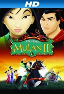 Mulan II [HD] Ming Na, B.D. Wong, Mark Moseley, Harvey