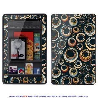 Skin sticker for  Kindle Fire case cover Kfire 173 Electronics