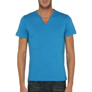 TRAXX T Shirt Homme Bleu royal Bleu royal   Achat / Vente T SHIRT T