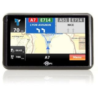 Mappy Iti 405 ND France   Achat / Vente GPS AUTONOME Mappy Iti 405 ND