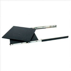 REB Series Low Profile Rotating Slide Out Equipment Base