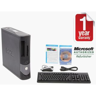 Dell GX260 2.4GHz 512MB XP Desktop Computer (Refurbished)