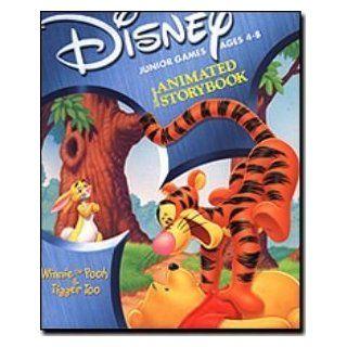 Disneys Winnie the Pooh & Tigger Too Animated Storybook