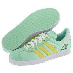 adidas Originals Gazelle 2* W Marrakesh   Mint Green/Intense Lemon