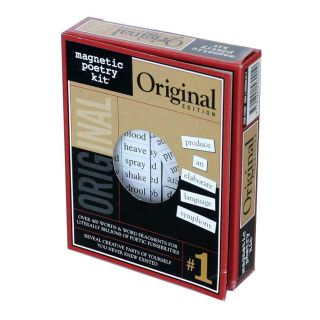 Magnetic Poetry Kit: Original