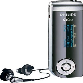 Philips SA178 Solid State 512 MB Rechargeable  Player