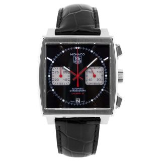 Tag Heuer Mens Monaco Watch