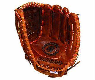 Nokona AMG175 W CW 12 Inch Closed Web Walnut Leather