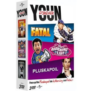 Youn forever : fatal ; plusen DVD SPECTACLE pas cher