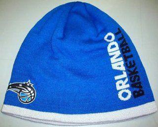 ORLANDO MAGIC NBA CUFFLESS TEAM KNIT BEANIE HAT/CAP BY
