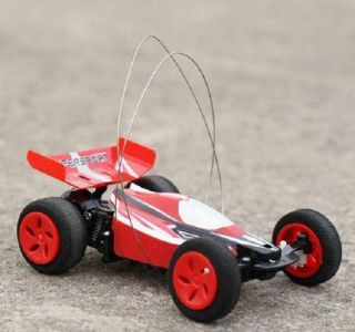 High Speed Red Super Buggy RC Car