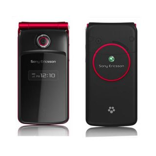 Sony Ericsson TM506 GSM Unlocked Red Cell Phone (Refurbished