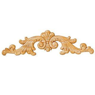 Embossed Molding, 2 1/2 by 11, Birch