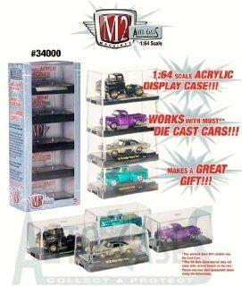 M2 Machines Auto Cases 164 Scale Acrylic Display Case