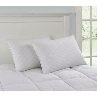 Jumbo size 233 Thread Count Feather Pillows (Set of 2)