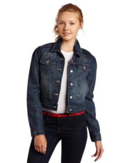 Levis Juniors Stitched and Crafted Trucker Jacket, Sonora