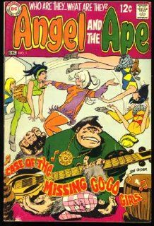 Angel and he Ape (DC Comic #1) December 1968 Angel ODay
