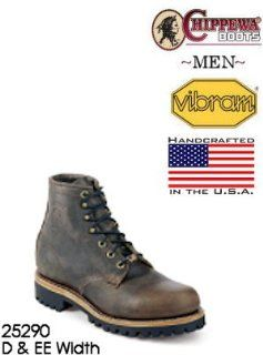 Chippewa Street Warrior 6 Engineer 25290 Shoes