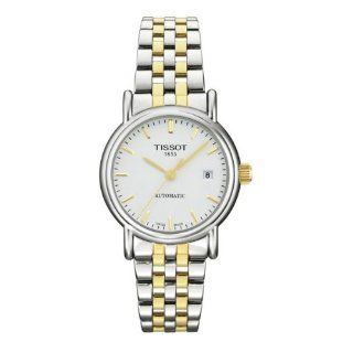 Movement White Dial Womens watch #T95.2.183.31: Watches: