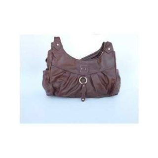 Concealed Carry Purse with Right  or Left handed Draw   Brown Leather