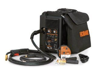 Hobart 500539 Trek 180 Battery Powered or 115 Volt Corded Portable MIG