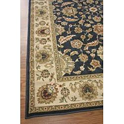 Alexa Orion Empress Oriental Persian Blue Rug (710 x 112