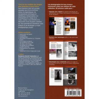 Photographier le visage et le corps   Achat / Vente livre Benjamin