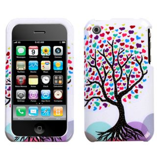 Premium Apple iPhone 3G/ 3GS Love Tree Protector Case