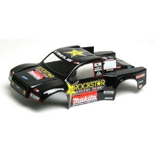 Team Associated Body   SC18 Rockstar Makita Toys & Games