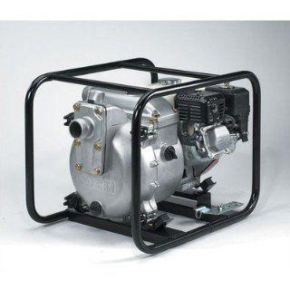 Pump with Honda Engine Model KTH 50X   2 NPT, 185 GPM