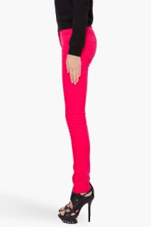 Maison Martin Margiela Fuschia Jean for women