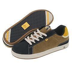 eS Danny Garcia Mens Brown/Navy Shoes